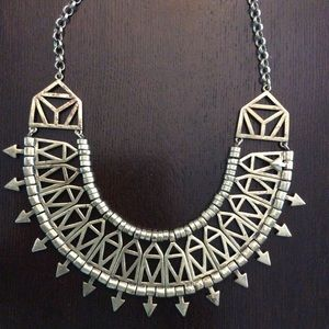 Anthro Cleobella Chocker Modern Statement Necklace